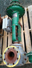 FISHER TYPE ED 4 INCH CLASS 250 667 ACTUATED VALVE