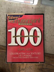Amusement Business 100 Anniversary