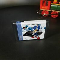New Ultimate 1000 in 1 EDMD Remix MD Game Cartridge USA/Japanese/European 8GB