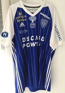 Maillot Adidas officiel SC BASTIA 2020-2021