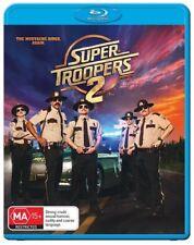 Super Troopers 2 (Blu-ray, 2018)