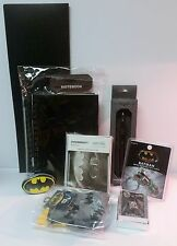 Batman EXECUTIVE Gift Bundle Batman Tie Wallet Socks & MORE! BUNDLE UP & SAVE!