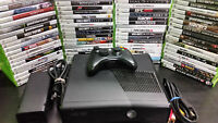 Xbox 360 Console System 4GB 250GB 320GB 500GB with games TESTED