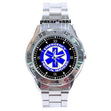 NEW US EMERGENCY MEDICAL SERVIICES Custom Men Watch Watches