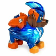 PAW Patrol Mighty Pups Charged Up Zuma Light Up Figures