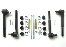1996-2003 GMC SONOMA RWD TIE ROD END FRONT INN AND OUT AND SWAY BAR LINKS 6PCS