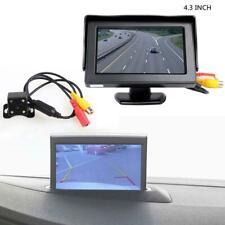 4.3inch Monitor Screen TFT LCD PAL/NTSC + Car Rearview Reversing Camera XN
