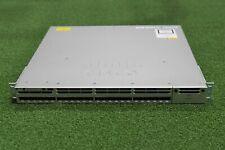 CISCO WS-C3850-24XS-S 3850 24-port transceiver 10G SFP+ IPBase 715W PWR -1YrWty