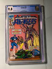 Avengers #346 CGC 9.8 1992