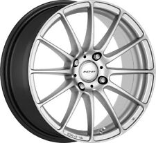 "ALLOY WHEELS X 4 17"" S FORCE 4 FITS FORD B MAX ESCORT FOCUS PUMA SIERRA KA 4X108"