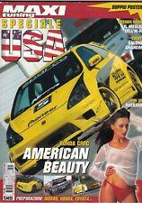 2003 08 - MAXI TUNING SPECIALE USA - 08 2003 - SUPPL. AL N.26 - VEDI NOTE