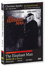 The Elephant Man / David Lynch, Anthony Hopkins, John Hurt, 1980 / NEW