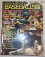 Baseball Magazine Willie Mays Gene Tenace 1974 091914r