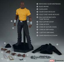 Marvel Comics figurine 1/6 Luke Cage 30 cm Sideshow Collectibles 100427