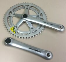 SHIMANO 105 CRANKSET 170 MM DOUBLE 1050