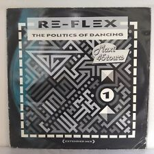 "Re-Flex ‎– The Politics Of Dancing (Extended Mix) (Vinyl, 12"", Maxi 45 Tours)"