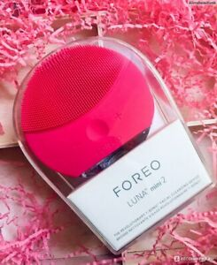 Foreo Luna Mini 2 Electric Cleansing Pore Cleaner Apparatus Blackhead Skin Care