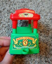 Vintage 1986 Mickey Mouse Disneyland Playmates Replacement Train Car Caboose