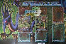 Yu-Gi-Oh Deck Speed Duel Les Predateurs Ultimes - sans carton - scellé francais