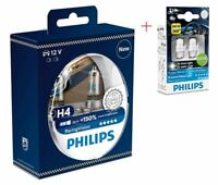 Philips Racing Vision H4 130%+ Twin + X-treme Vision LED (Philips)