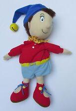 Noddy Oui-Oui Large Plush- Zipper Pouch - French Childrens Cartoon