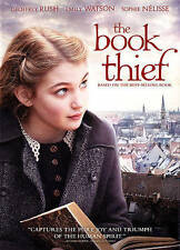 THE BOOK THIEF 2014 dvd WWII era Jewish Holocaust EMILY WATSON Sophie Nelisse