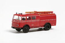 """H0 1:87 Heico HC2002 Feuerwehr TLF16 """" Bachert """" Die Pullman Familie """" OVP"""