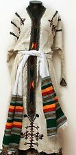 Hand Made Ethiopian/Eritrean,Habesha, Gonder Dress.Free shipping world wide.