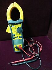Ideal 61-775 Dual Display Multimeter Clamp Meter with leads