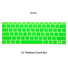 Keyboard Cover Protector Film English Language Letter For MacBook Pro 13 15