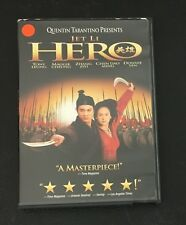 Hero Dvd Dvd Jet Li, Xia Bin, Yan Qin, Tianyong Zheng Quintin Tarantino