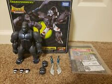 Takara Tomy Transformers Masterpiece MP-32 Convoy Beast Wars Action Figure BW