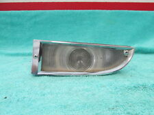 1961 - 1965 PLYMOUTH VALIANT LH TURN SIGNAL PARKING LIGHT ASSEMBLY MAYBE NOS 318