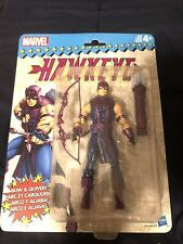 "Marvel Legends 2018 Vintage Retro Style 6"" HAWKEYE Wave 2 Action Figure"