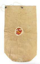 Sac à paquetage USMC, 4ème Division US WW2 (matériel original)