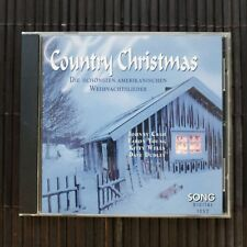 VARIOUS - COUNTRY CHRISTMAS  - CD