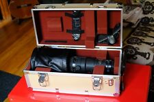 Near Mint Nikon 500mm f4 P ED IF with case