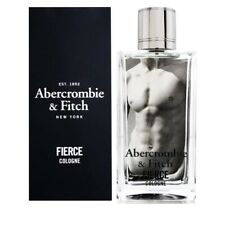 Abercrombie & Fitch Fierce EDC 200ml Eau de Cologne for Men New