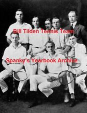 1900s Tennis great Bill Tilden high school YB~1st American Wimbledon~Grand Slam+