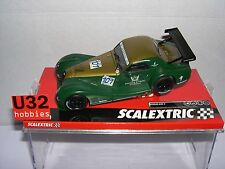 SCALEXTRIC A10218S300 MORGAN AERO 8 GT #101 MAXIM MARTIN-GAEL LESOUDIER MB