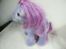 VINTAGE MY LITTLE PONY PLUSH BLOSSOM APPLAUSE HASBRO  1984
