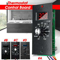 LCD Digital Thermostat Control Board Probe For Pit / Traeger Wood Pellet Grills