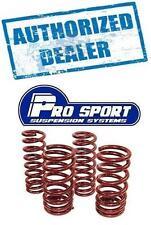 Prosport Astra G Mk4 Van 1.7TD 2.0DTi 2.0DI 1.7CDTi 40mm Lowering Springs