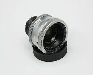 Rare Carl Zeiss Jena Biogon 35mm f/2.8 T Original Leica L39 Screw Mount