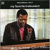 Oscar Peterson : My Favourite Instrument - Exclusively for My Friends Vol. 4 CD