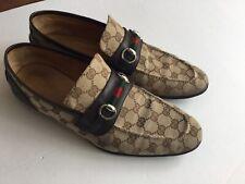 Gucci, Scarpe Mocassini 43 Originali, Pari Al Nuovo Indossati Pochissimo.