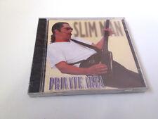 """SLIM MAN """"PRIVATE AREA"""" CD 16 TRACKS PRECINTADO SEALED"""