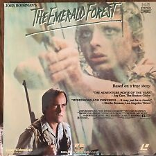 The Emerald Forest  - LASERDISC  Buy 6 for free shipping