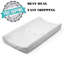 Summer Infant Contoured Changing Pad, 2 Sided Contour, White - Model 92000Az