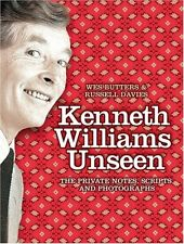 Kenneth Williams Unseen: The private notes, scripts and photographs,Wes Butters
